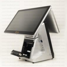 """EXA LIBRA-D11 54128P 15.6 i5 4G 128G POS PC+Fiş Yazıcı  2. Ekran 11.6""""/FHD/1. Ekran 15.6"""" Dokunmatik"""