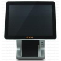 EXA TAURUS 14128 15.6'' J1900 4GB 128SSD POS PC  Dokunmatik /1920X1080/6USB, 1COM, 1VGA,1Lan