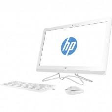 HP 8AW47EA 20-c411nt J4005 4GB 1TB 19.5 DOS  Non-Touch, 1920x1080, White