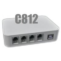 Caller ID Cihazı (C812) - 2 Hatlı - YENİ MODEL