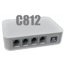 Caller ID Cihazı (C812) - 2 Hatlı
