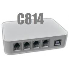 Caller ID Cihazı (C814)  - 4 Hatlı