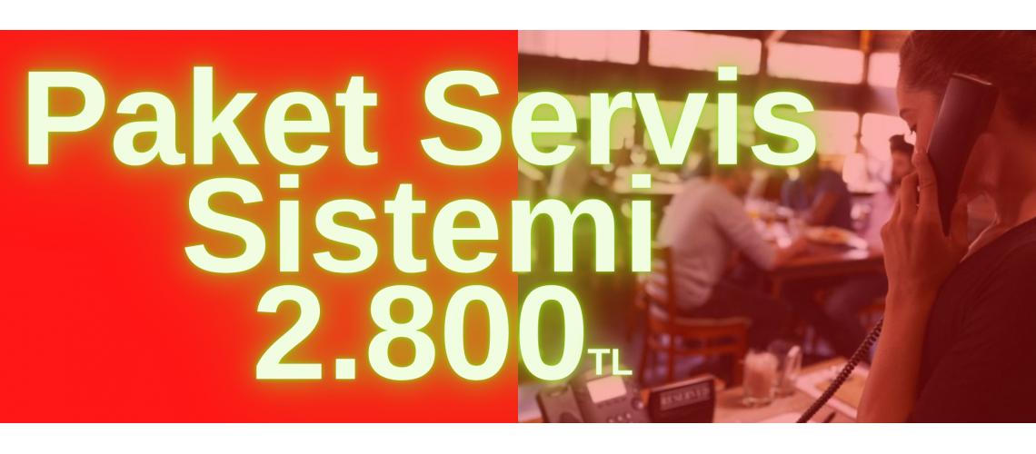 Paket Servis Sistemi KAMPANYA